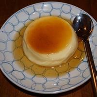 Narancsos crème caramel (narancsos vaníliapuding karamell öntettel)