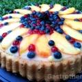 Nyári gyümölcsös torta