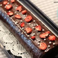Mogyorós-csokis süti