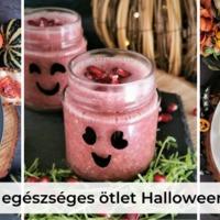 3 rémisztően egészséges ötlet a Halloween asztalra