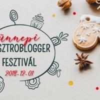 Ünnepi Gasztroblogger Fesztivál