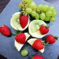 Oreos mini cheesecake