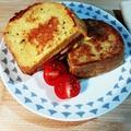 French toast GastroHobbi módra