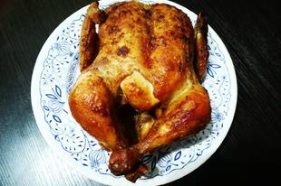 Grill csirke házilag
