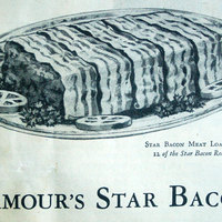 Armours Star Bacon 1930
