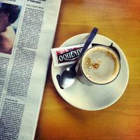 Sonka, kávé, piac - Madrid 2013.