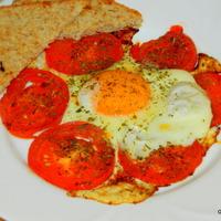 Az egyik legjobb francia tojásos reggeli