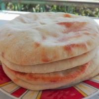 Így készül a pita kenyér!