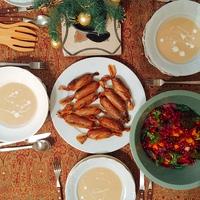 Vegakarácsony: húsmentes menü az ünnepekre