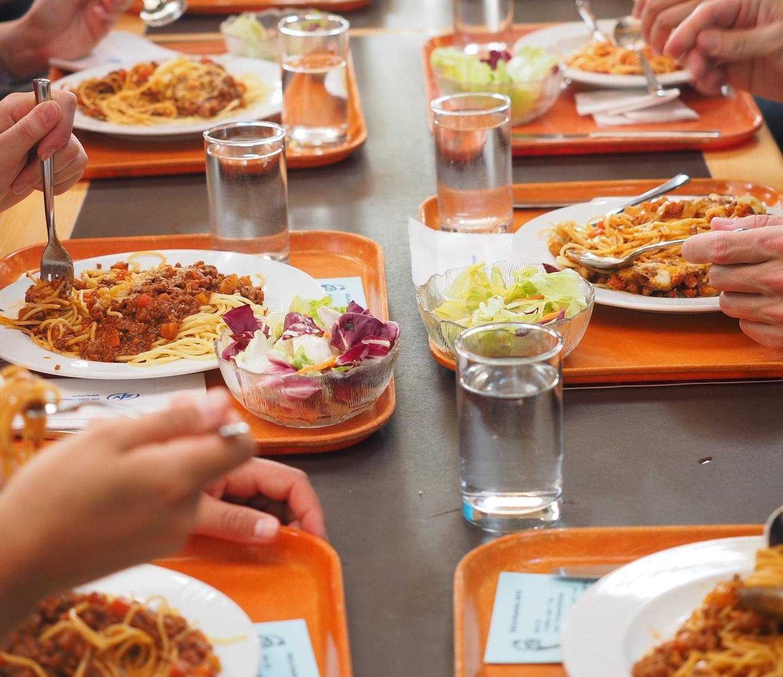 Felnőtt menza helyett: Zöld Ebéd