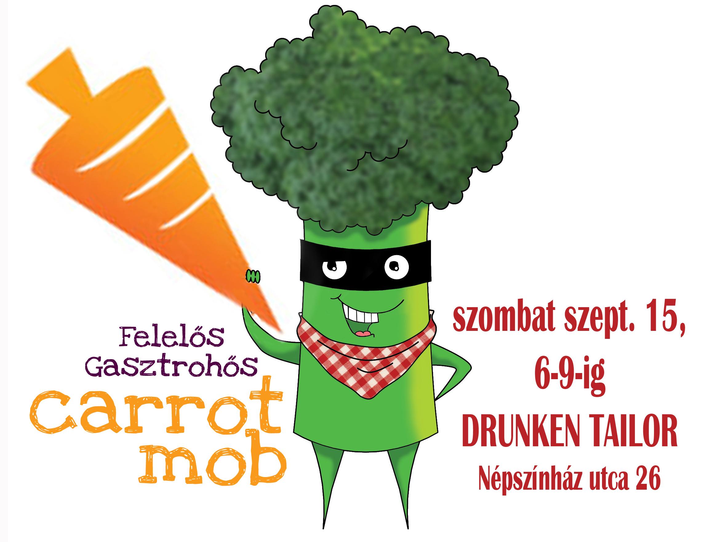 Magyarország első CARROT MOB-ja!