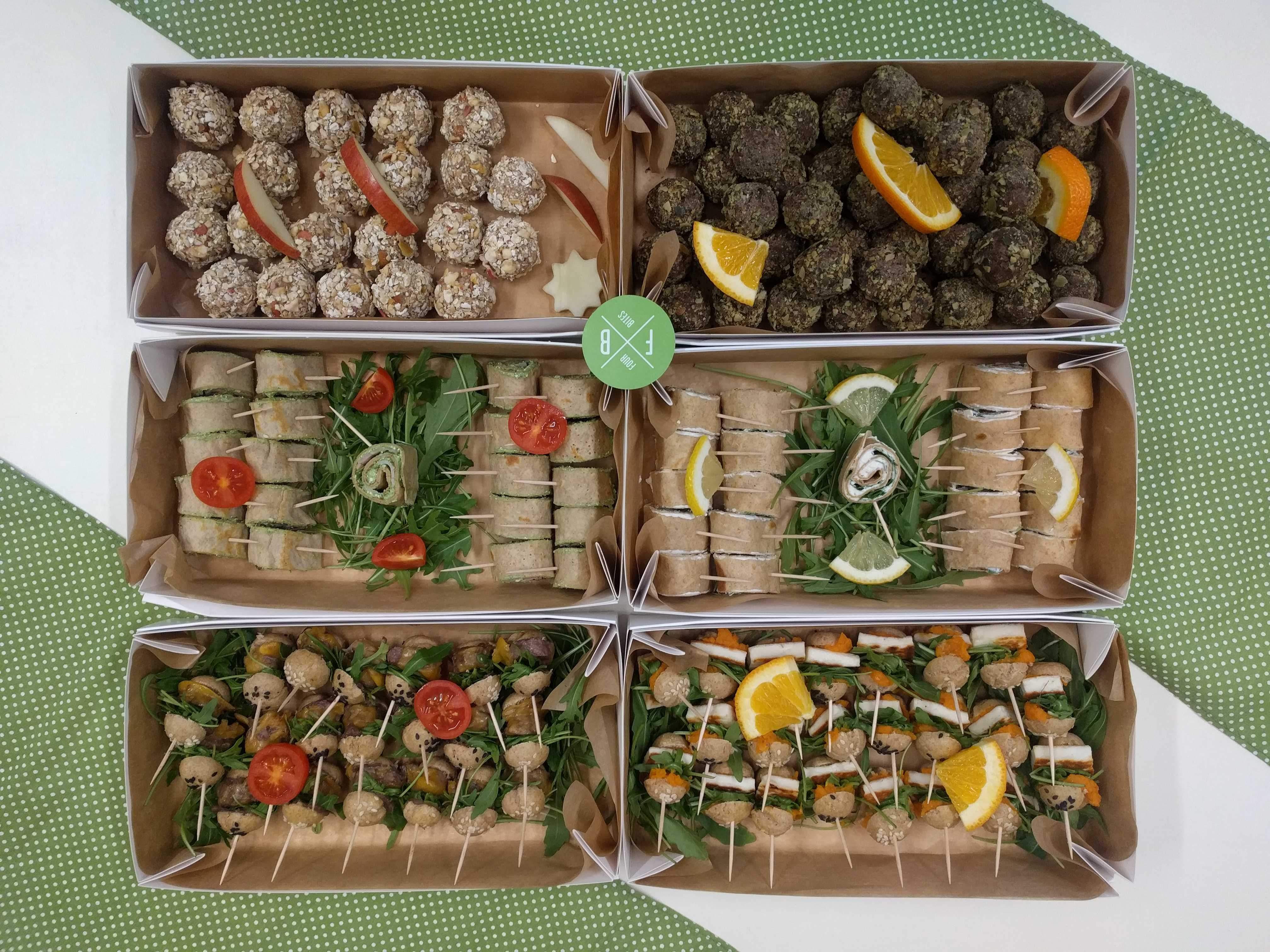Four Bites Catering – egy falat fenntarthatóság