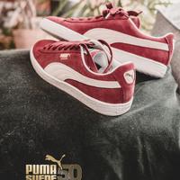 PUMA SUEDE 50 - old school sportcipő