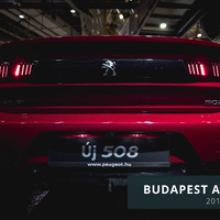 Budapest Auto Show 2018 - a gázfröccs elmaradt