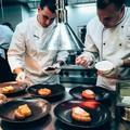 Kulisszák mögötti vacsora a Ritz konyháján a Deák St. Kitchenben
