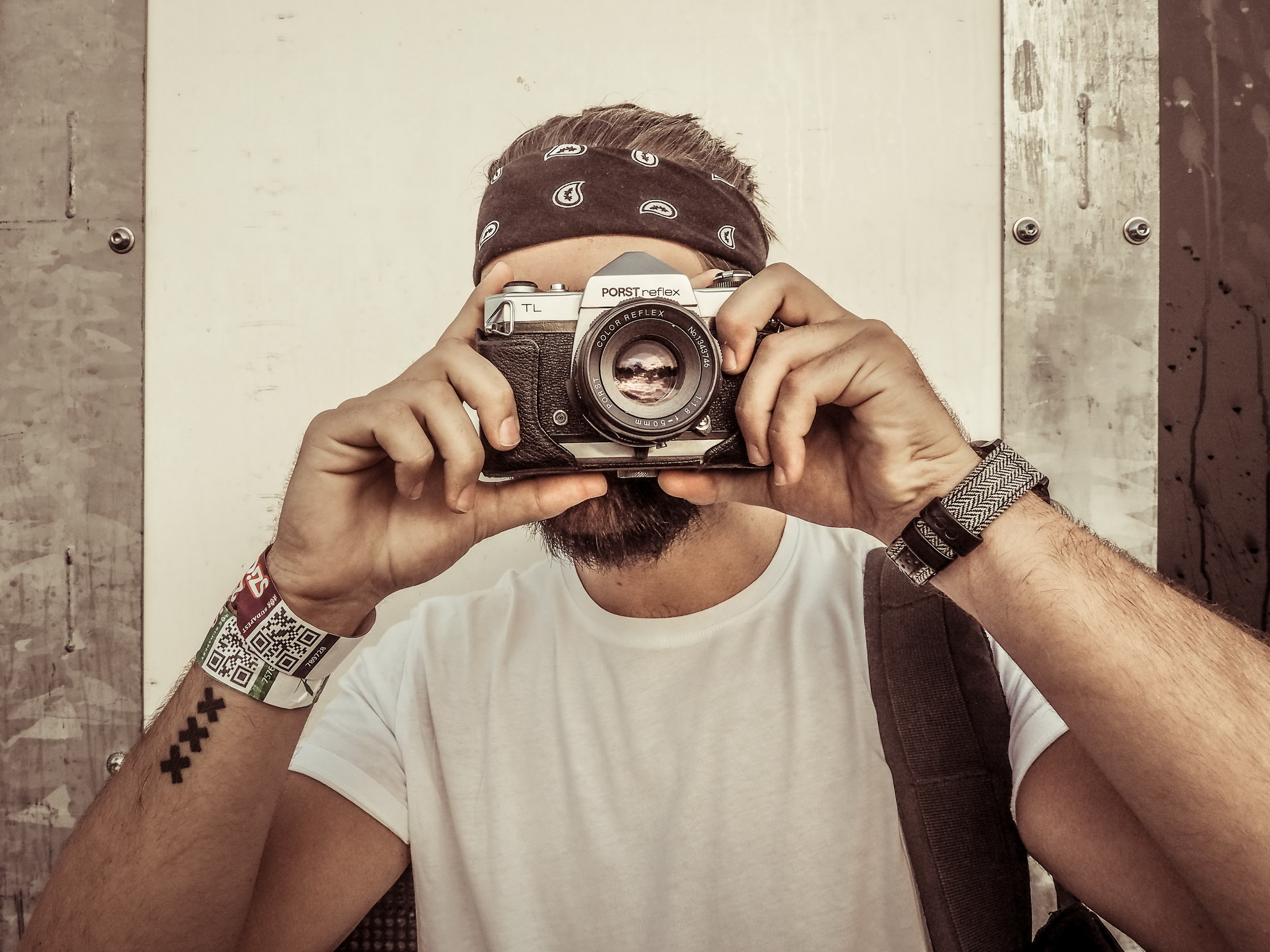 Egyre többen kezdenek vintage kamerával fotózni.