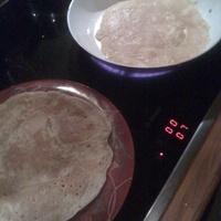 Palacsinta reggelire, indiánokkal