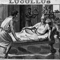 Fiúk a konyhából: Lucius Licinius Lucullus