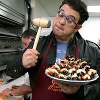 Fiúk a konyhában: Adam Richman