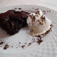 Recept: meggyes brownie