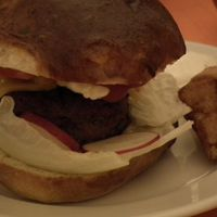 Recept: Hamburger