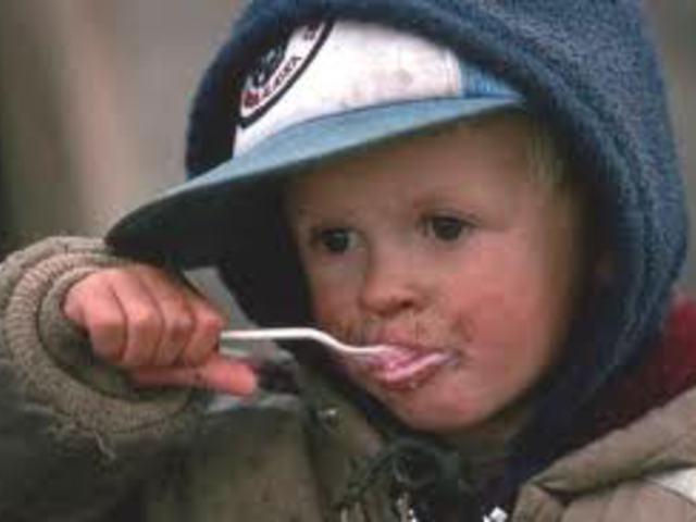 Gyermekéhezés és az elég etikája