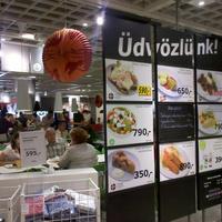 IKEA – Szereld magad menü