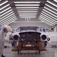 Így készül egy Bentley