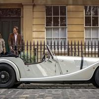 Klasszikus autók ünnepi kiadásban