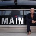 Luxusjachtot tervez Giorgio Armani