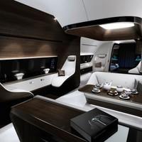 Ötcsillagos luxus a levegőben
