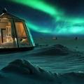 Luxusiglu nyílik az Északi-sarkon