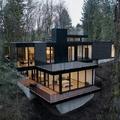Luxus az erdő mélyén