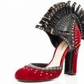 A cipő, ami még a Pradától is durva