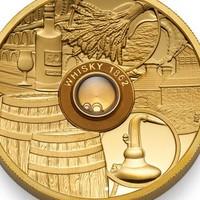 A whisky, amivel fizetni is lehet