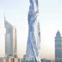 Megépül az őrült csodafelhőkarcoló