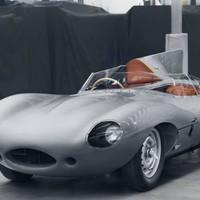 A Jaguar újraindítja a legendás D-Type gyártását