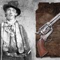 Elárverezik a legendás vadnyugati pisztolyt