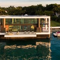 Lebegő luxusházak