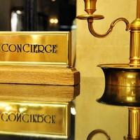 A concierge mindent megold