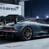 Az új McLaren Senna: mit rejt a név?