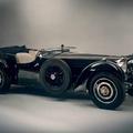 Hihetetlenül ritka Bugattit árvereznek el