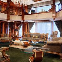 A világ legnagyobb szállodai lakosztálya