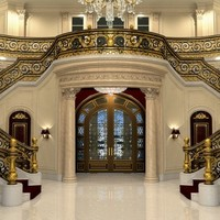 Eladó amerikai királyi palota