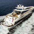 Kibérelhető James Bond jachtja