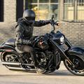 Ismét gyártják Schwarzenegger ikonikus Harley-ját