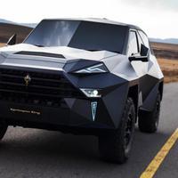 A világ legdrágább SUV-ja