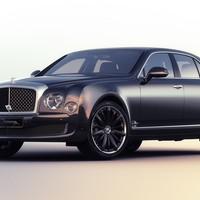 Egy legendás Bentley újratöltve
