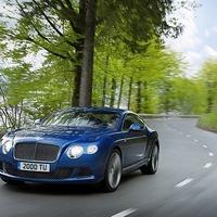 Itt a leggyorsabb Bentley!