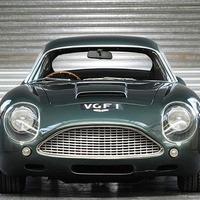 Elkelt az utolsó csodás Aston Martin